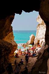 Waooo!!!Tropea (kiareimages1) Tags: calabria italia tropea mare sea spiaggia beach holidays vacanze estate t summer sole sun sky ciel cielo