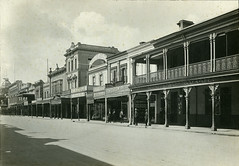 Rundle Street (City of Adelaide) Tags: adelaide cityofadelaide heritage rundlestreet rundlemall hamburghotel hotels storefronts townacre82 townacre83 awbarlowshoestore