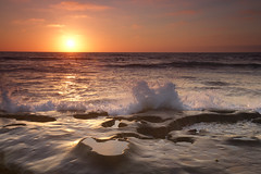 La Jolla Sunset 9-10-2016 (San Diego Shooter) Tags: sunset sandiego lajolla sandiegosunset light