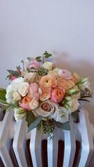 Bridal bouquet 02 (Flower 597) Tags: weddingflowers weddingflorist centerpiece weddingbouquet flower597 bridalbouquet weddingceremony floralcrown ceremonyarch boutonniere corsage torontoweddingflorist