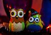 Owls (Lady Pandacat) Tags: halloween autumn 2016 pentax ricoh pandacat tinaangel