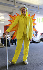 New York Comic Con 2016 - Dayman (Rich.S.) Tags: new york comic con nycc 2016 convention cosplay nyc its always sunny philadelphia dayman