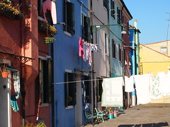 Life on Burano Italy (Ric of Chingford) Tags: burano italy olympusepl1