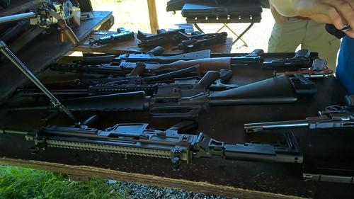 Prague Shooting - Weapons