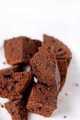Schokoladenkuchen (wuestenigel) Tags: chocolate cake cacao homemade darkchocolate baked