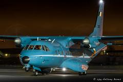 Irish Air Corps CASA C295 Maritime 252 (DrAnthony88) Tags: casa cn235mpa irish air corps modern military nikkor af 80400mm f4556 ed vr d nikon d810 prop blur raf northolt 252 aircraft