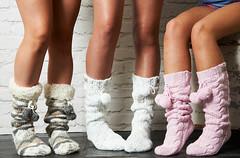 Bedroom Athletics slipper socks (Bedroom Athletics) Tags: bedroom athletics luxurious slipper socks for womens