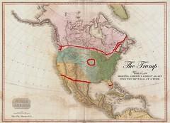 The Trump Walls (Metrix X) Tags: trump satire america