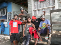 Youth in Honiara, Solomon Islands!