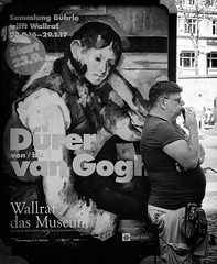 he thought about yet (paule) Tags: cologne domvorplatz