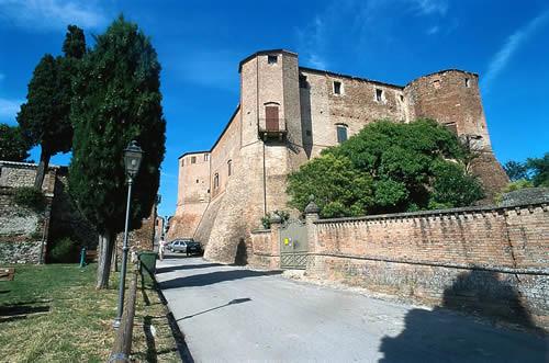 Rocca Malatestiana Santarcangelo