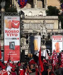 IMGP8751 (i'gore) Tags: roma cgil sindacato lavoro diritti giustizia pace tutele compleanno anniversario 110anni cultura musica