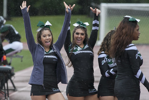Rainy Weather Doesn't Dampen Spirit at College of DuPage Homecoming 2016 42