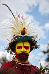 Goroka Show 27 (travelationship) Tags: travel travelationship travelphotography papuanewguinea png gorokashow goroka easternhighlandsprovince singsing tribe culturalshow