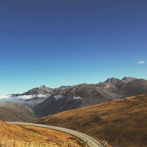 A driver's paradise...   #Andorra