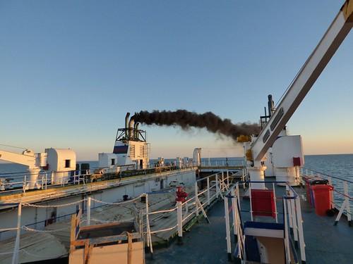 """Unterwegs auf dem Kaspischen Meer. • <a style=""""font-size:0.8em;"""" href=""""http://www.flickr.com/photos/144983949@N02/30112145750/"""" target=""""_blank"""">View on Flickr</a>"""