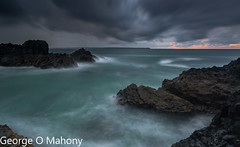 Newtown Cove, Tramore Co.Waterford (George O Mahony) Tags: tramore ireland sea waves water rocks longexposure bay waterford newtowncove