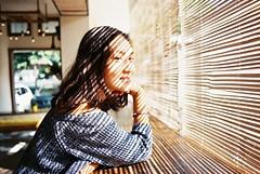 000011 (pawl_manchess) Tags: analog film dianlestari morning sunshine sunray girl breakfast