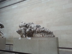 Parthenon Marbles - East Fronton (taurusnonana) Tags: london britishmuseum parthenon elginmarbles greekart