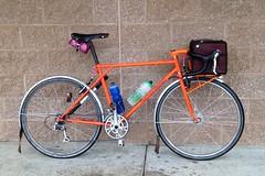 More waterproof than my clothing (Tysasi) Tags: photostream 650b kitbike bespokefopchariot biopace randonneuse randonneur bike
