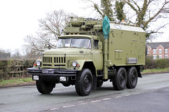 M0018-Sandbach (day 192) Tags: military zil militaryvehicle sandbach transportshow transportrally preservedmilitaryvehicle sandbachfestivaloftransport q268jjo