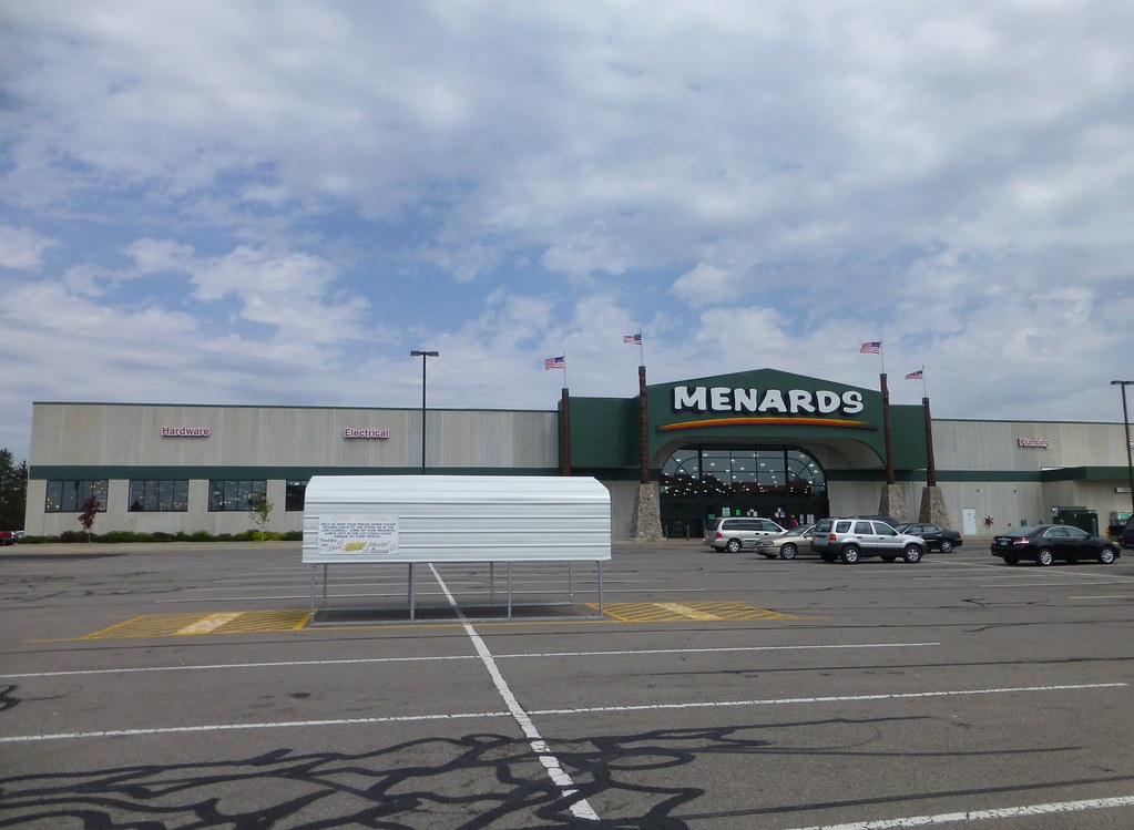 menards home improvement near me