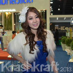 Hi-Kool | Motor Show (krashkraft) Tags: coyote beautiful beauty thailand pretty bangkok gorgeous autoshow motorshow 2012 racequeen gridgirl boothbabe krashkraft