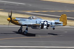 (Eagle Driver Wanted) Tags: aviation ww2 mustang warbird p51 hio p51mustang p51d khio hillsboroairport n451ea