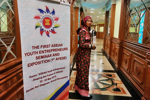 ASEAN Youth Entrepreneurs Seminar and Expo Brunei 2013
