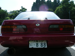 0808020495 (nsyan) Tags: car nissan silvia
