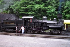 Cass Pacific Coast Shay (Andy961) Tags: railroad 2 train lima engine railway steam wv westvirginia shay locomotive cass csrr