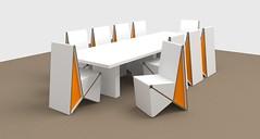 Xanita Board room chairs & Table