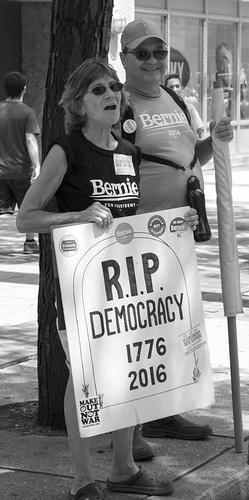 RIP Democracy, From FlickrPhotos