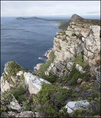 The view from Judas Peak (Rob Millenaar) Tags: southafrica capepoint judaspeak kanonskop scenery landscape vertorama