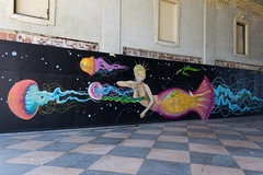 Mural by Pork Chop (Alejandro Ortiz III) Tags: newyorkcity newyork beach alex brooklyn digital canon eos newjersey mural asburypark nj boardwalk porkchop canoneos allrightsreserved lightroom rahway alexortiz 60d lightroom3 shbnggrth alejandroortiziii copyright2016 copyright2016alejandroortiziii