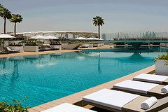 Burj-Al-Arab-Pool-Deck (5StarAlliance) Tags: burjalarabluxurydeck persiangulf fivestaralliance luxuryhotels fivestarhotels dubai
