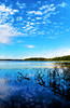 Useriner See_9027 (kurbeltreter20) Tags: userinersee blue blau müritznationalpark clouds