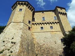 Castello di Fighine - 1 (anto_gal) Tags: toscana siena valdorcia sancasciano bagni 2016 castello fighine panorama castle