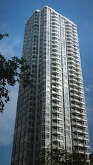 The Future Condominium Apartment Tower, NYC (Jeffrey) Tags: kipsbay manhattan ny nyc building buildings architecture design newyork newyorkcity summer august 2016 street sidewalk 32ndstreet eastside east32ndstreet east32street e32st e32ndst