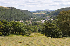 Deri (Parishes of the Buzzard) Tags: deri darranvalley wales welsh landscape view views scenery caerphillycounty valley valleys august 2016 sigmadp3merrill foveon trees woods woodland wooded oak hilly hills field grass hay farm troedyrhiwjestyn houses bargoed green greenery scenic rural homes village