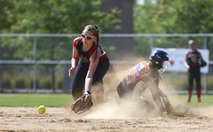 Base Stealing (Danny VB) Tags: jeuxduquebec jdq jdq2016 canon 5d montreal summer base stealing steal