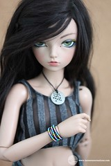 Bright Rainbow Gradient (Black) (Tayma-Leigh) Tags: inessencecreations inessence bjd minifee mnf rheia
