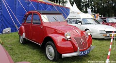 Citron 2CV AZL3 1960 (XBXG) Tags: dx5834 citron 2cv azl3 1960 azl citron2cv 2cv6 2pk eend geit deuche deudeuche icccr 2016 landgoed middachten de steeg desteeg rheden gelderland nederland holland netherlands paysbas vintage old classic french car auto automobile voiture ancienne franaise france frankrijk worldcars
