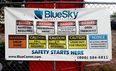 f_cellphonetower (ricksoloway) Tags: tucsonarizona arizonamojo signlanguage warningsigns
