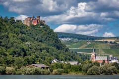 Scene Along the Rhein (lemmer6692) Tags: 2014 chris danielle germany summer