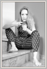 Jess colour & bw 2016 (mrjean.eu) Tags: jess colour bw 2016 lady wife mature girl candid classy pants legs feet woman women french model modèle gorgeous blond actrice fashion elegant studio sexy business suit skirt lovely smart pretty cute nice seductive ingenuous