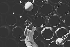 Skill (BALAJI SEETHARAMAN) Tags: cwc546 chennaiweekendclickers chennai vyasarpadi football boy practice play sunlight monochrome blackandwhite