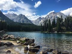 String Lake (citylove78) Tags: nature lake wyoming rockymountains mountains tetons travel