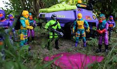 """Cleanup Crew"" (scarrviper) Tags: cobra septic tank toxo viper vipers sludge hazard letal"