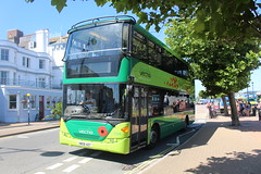 1104 (matty10120) Tags: solent flyer train railway class isle wight southern vectis hw08aot ryde esplanade opetare